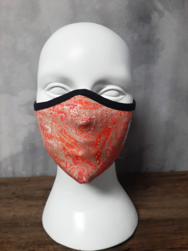 Firestorm poly spandex inner layer Mask