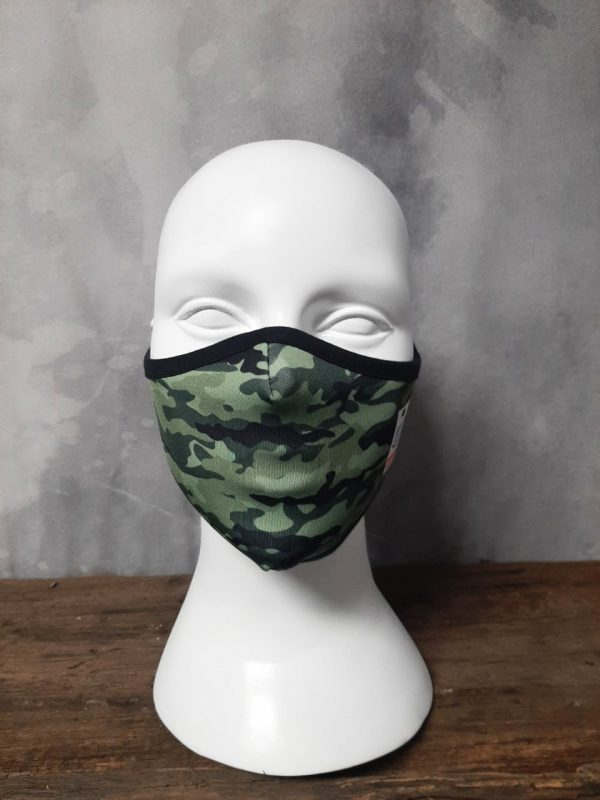 Army days Mask Equipped with ear loops