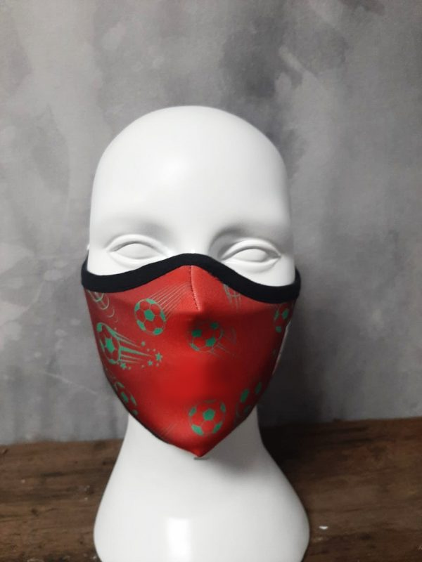 The Reds Air Fitting Mask