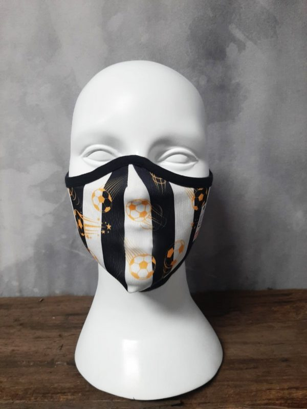 The Old Lady comfortable wear Mask
