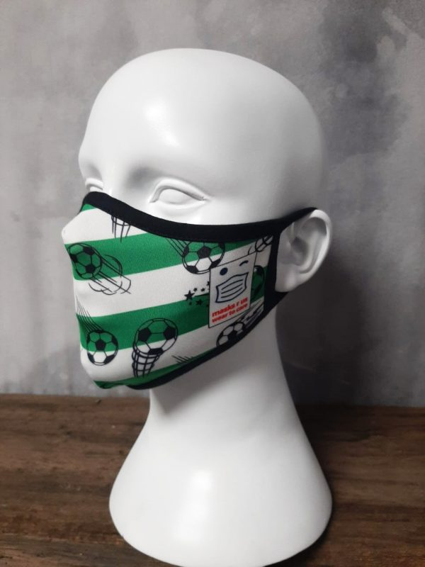 The hoops Face Masks