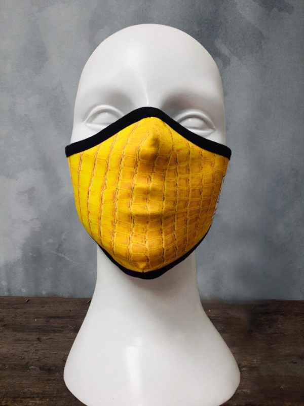 Snap me up Mask more breathable