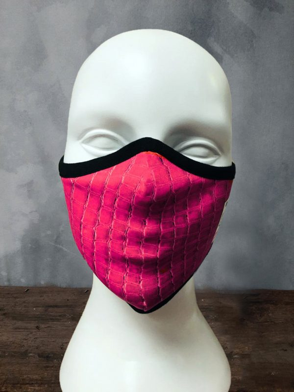 mouth cover cloth Pretty pink Mask